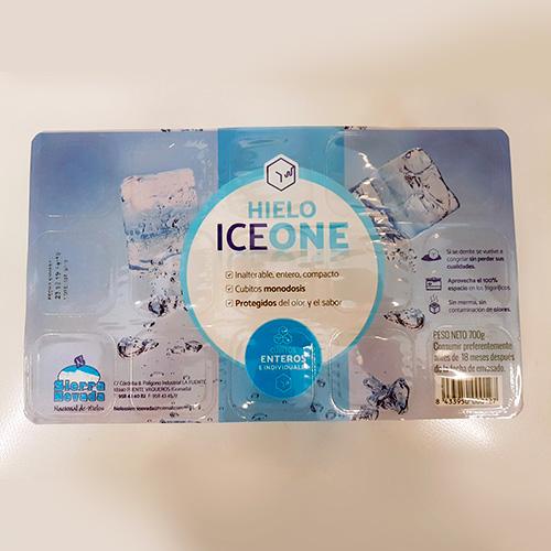 Hielo IceOne (Bajo Pedido)
